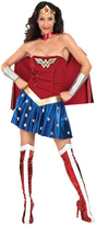 Rubie's Costume Co Wonder Woman Caped Costume Set - Adult
