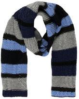 Etro Patterned Knit Scarf