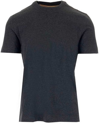 Brunello Cucinelli Basic Crewneck T-Shirt