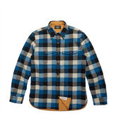 Ralph Lauren RRL Checked Wool Twill Overshirt