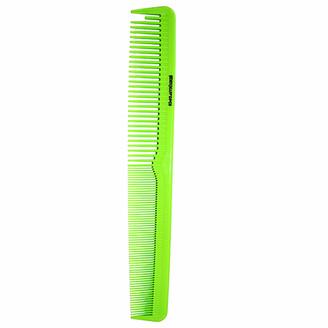 Denman Precision Small Cutting Comb - Lime Green