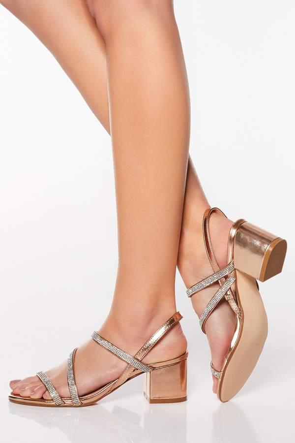 25320291e Quiz Synthetic Upper Sandals For Women - ShopStyle Australia
