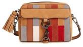 Rebecca Minkoff Patchwork Mab Leather Camera Bag - Beige