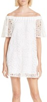 Rebecca Minkoff Women's Morongo Lace Minidress