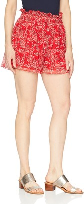 The Fifth Label Women's APRICITY HIGH Rise Loose FIT Flowy Shorts