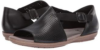 Earth Ballston (Black Eco Calf) Women's Shoes