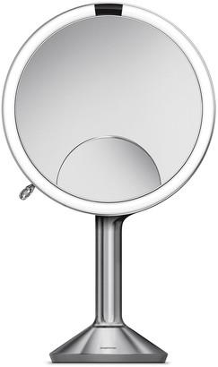 Simplehuman Sensor Mirror Trio - Brushed Steel