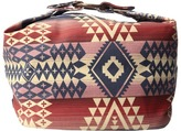 Pendleton Canopy Canvas Square Cosmetic Case