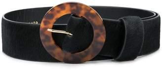 Lizzie Fortunato tortoiseshell buckled belt