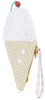 Betsey Johnson Kiss Me Till Ice Cream Cross-Body Bag