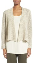 Eileen Fisher Women's Slub Cardigan