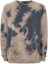 Topman LTD Tie Dye Sweatshirt