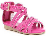 MICHAEL Michael Kors Demi Ayla-T-Wild Rose Sandals