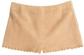 Vanessa Bruno Suede Shorts