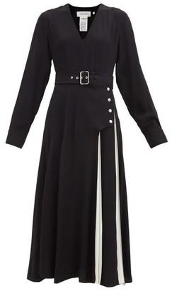 Sportmax Cosetta Dress - Black White