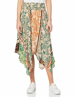 Desigual Women's FAL_siros Skirt