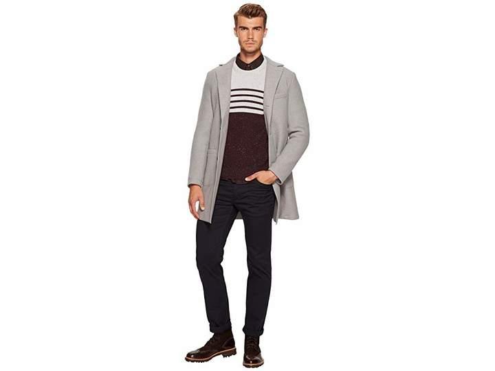 Eleventy Single Breasted Coat Men's Coat