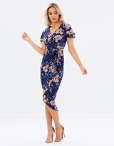 Maddison Crossover Dress