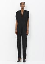 Zero Maria Cornejo black issa jumpsuit