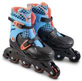 Zinc Inline Roller Skates 13-3 - Blue