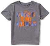 Under Armour Baby Boys 12-24 Months Winning Is My Business Short-Sleeve Tee