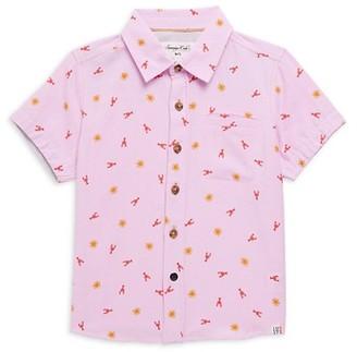 Sovereign Code Little Boy's Pismo Short-Sleeve Shirt
