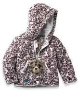 Bed Bath & Beyond HoodiePet HoOdiePetTM Size 3 - 4T Speedie the Cheetah Hoodie in Pink