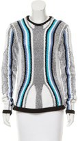 Peter Pilotto Striped Knit Sweater