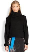 Long-Sleeve Turtleneck Pullover