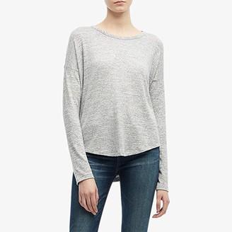 Rag & Bone Hudson Long Sleeve (White) Women's Clothing