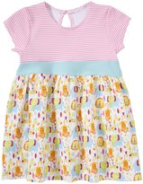Zutano Jungle Boogie Dress (Baby) - Multicolor-12 Months