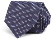 BOSS Woven Mini Dot Classic Tie