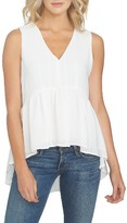 1 STATE Women's High/low Blouse