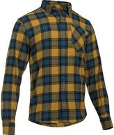 Under Armour Borderland Flannel Shirt - Long-Sleeve - Men's