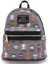 Loungefly Marvel Guardians of the Galaxy Kawaii Mini Faux Leather Backpack