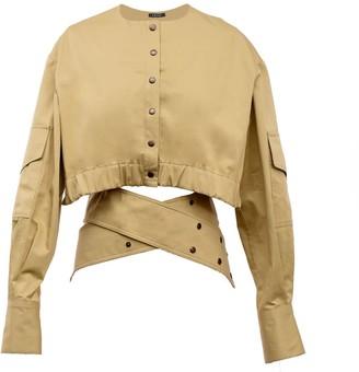 Z.G.Est Embrace Short Cotton Jacket
