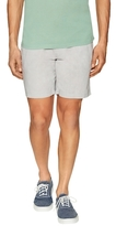 Onia Linen Solid Welted Shorts