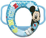 Disney Mickey Mouse Soft Padded Toilet Seat