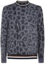 N°21 Leopard Print Sweater