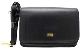Buxton Double Flap Mini Cross Body Bag