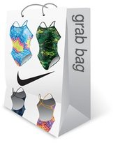 Nike Swim Cut Out Tank One Piece Swimsuit Grab Bag 8114452