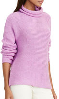 Lauren Ralph Lauren Dolman Funnelneck Sweater