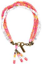 Isabel Marant Beaded Multi-Strand Bracelet