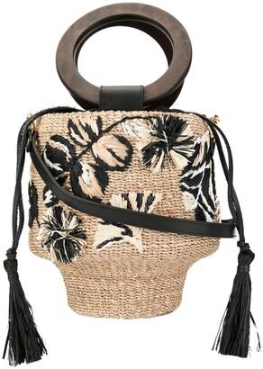 Aranaz Maya Bucket bag