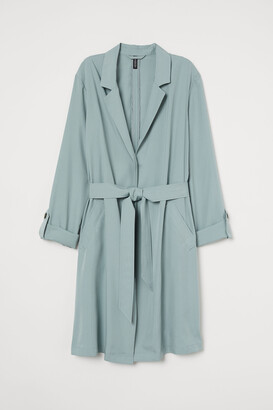 H&M Modal-blend Trenchcoat