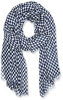 Maison Scotch Women's Drapy Scarf in Various Allover Prints Shawl