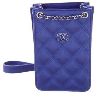 Chanel Crossbody Phone Holder