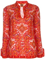 Tory Burch Silk tunic