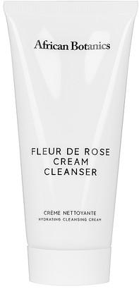 African Botanics Fleur De Rose Cream Cleanser