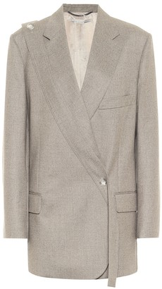 Stella McCartney Rylee wool blazer